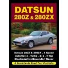 Datsun 280Z & 280ZX Road Test Portfolio