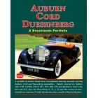 Auburn Cord  Duesenberg A Brooklands Portfolio