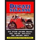 Ducati 916 & 996 Road Test Portfolio