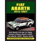 Fiat Abarth 1972-1987  Road Test Portfolio