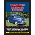 Morris Minor 1000 Road Test Portfolio