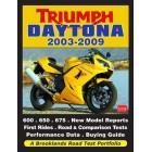 Triumph Daytona 2003-2009 Road Test Portfolio