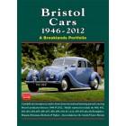 Bristol Cars  1946-2012 A Brooklands Portfolio Soft Cover