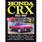 Honda CRX 1983-1987