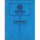 MG Midget TD & TF Workshop Manual