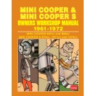 Mini Cooper & Mini Cooper S Owners Workshop Manual 1961-1972