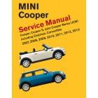 MINI Cooper Service Manual 2007 - 2013
