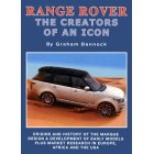 Range Rover - The Creators of an Icon - By Graham Bannock