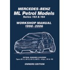 Mercedes-Benz ML Petrol Models Series 163 & 164 Owners Workshop Manual 1998-2006