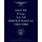 Jaguar S-Type 3.4 & 3.8 Service Manual 1963-1968